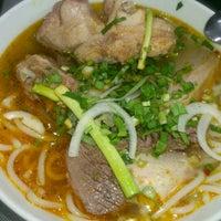 Photo taken at Xôi Chè Bùi Thị Xuân by Natalie H. on 4/6/2012
