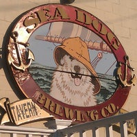 Photo taken at Sea Dog Brewing Company by Ross T. on 9/7/2012