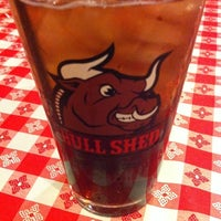 Photo taken at Bull Shed Bar & Grill by 805_Jones on 5/6/2012