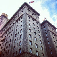 Photo taken at The Westin St. Francis on Union Square by Grant Y. on 6/30/2012