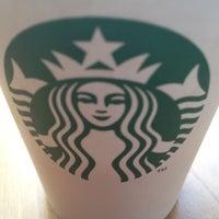 Photo taken at Starbucks by Emilio P. on 4/15/2012