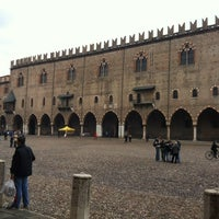 Photo taken at Palazzo Ducale by Antonio N. on 4/29/2012