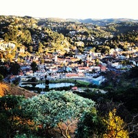 Photo taken at Morro do Elefante by DJ JAMJAM on 7/28/2012