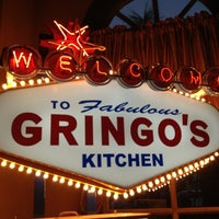 Photo taken at Gringo's Mexican Kitchen by Mark M. on 8/4/2012