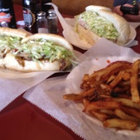 Photo taken at Peppi's Old Tyme Sandwich Shop by Stephen G. on 6/19/2012