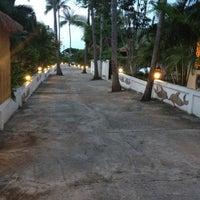 Photo taken at Idyllic Samui Resort by Kristina C. on 4/10/2012