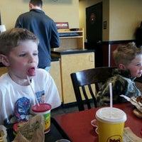 Photo taken at Moe's Southwest Grill by Jennifer J. on 4/23/2012