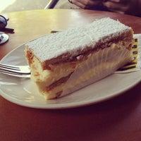 Photo taken at Drummoyne Bakehouse Cafe by Vikki P. on 4/16/2012