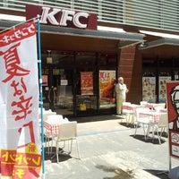 Photo taken at ケンタッキーフライドチキン TOKYO-BAYららぽーと店 by mikku みっく on 6/10/2012