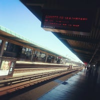 Photo taken at West Oakland BART Station by Evan C. on 8/19/2012
