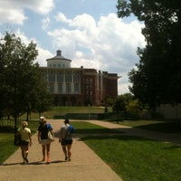 Photo taken at William T. Young Library by Peyton O. on 8/19/2012