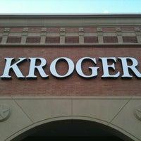 Photo taken at Kroger by Mr Holga on 9/1/2012
