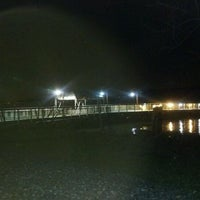 Photo taken at NY Waterway Ferry Terminal Ossining by Jared R. on 3/24/2012