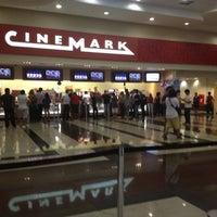 Photo taken at Cinemark by Ariane P. on 7/7/2012