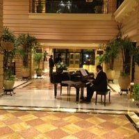 Photo taken at Hotel Intercontinental by Guilhem A. on 4/23/2012