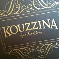 Photo taken at Kouzzina by Chris E. on 5/19/2012
