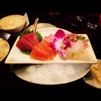 Photo taken at Kanpai Japanese Sushi Bar & Grill by Mrinabh D. on 9/7/2012