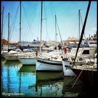 Photo taken at Puerto Cabo de Palos by J Carlos G. on 7/7/2012