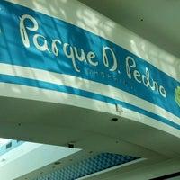 Photo taken at Parque D. Pedro Shopping by Eduardo M. on 6/9/2012