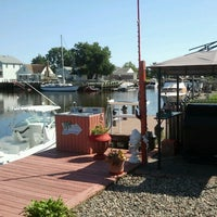 Photo taken at Mystic Island, NJ by Leandro A. on 9/13/2012