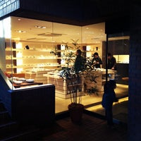 Photo taken at HAKUSAN SHOP (白山陶器) by satoshi t. on 2/4/2012