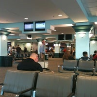 Photo taken at Wilmington International Airport (ILM) by Jessica O. on 5/7/2012