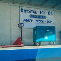 Photo taken at Crystal Clear Ice by Bryan W. on 3/21/2012