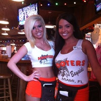 Photo taken at Hooters by Robert D. on 4/30/2012