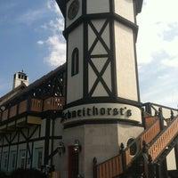 Photo taken at Schneithorst's Restaurant & Bar by Celina K. on 4/1/2012
