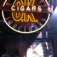 Photo taken at OK Cigars by Jonn Nubian on 6/14/2012