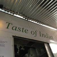 Photo taken at New Taste Of India by Felice L. on 4/7/2012