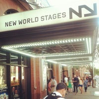 Photo taken at New World Stages by Marques S. on 5/31/2012