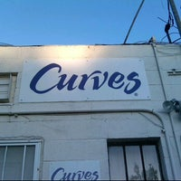 Photo taken at Curves by HereComsTrouble W. on 6/27/2012