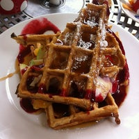 Photo taken at Corelli's Cafe by Joe P. on 4/9/2012