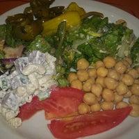 Photo taken at Sweet Tomatoes by Kumaran B. on 6/17/2012
