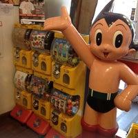 Photo taken at Toy Tokyo by nika on 5/12/2012