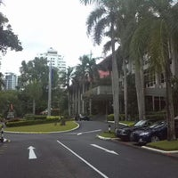 Photo taken at Embassy of the Republic of Indonesia by Pangeran S. on 3/2/2012