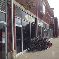 Photo taken at Piermont Bicycle Connection by Sam S. on 7/22/2012