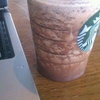 Photo taken at Starbucks by Jaymi on 5/19/2012