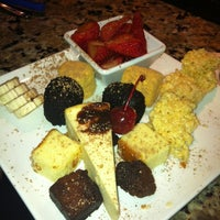 Photo taken at The Melting Pot by Hilda A. on 4/28/2012