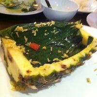 Photo taken at Pormtip Thai Restaurant by Alex l. on 8/4/2012