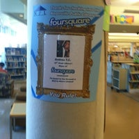 Photo taken at 95th Street Library: NPL by Andrew T. C. on 8/7/2012