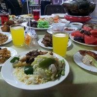 Photo taken at Restoran Nelayan by Fhan F. on 8/6/2012