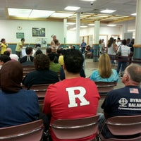 Photo taken at New Jersey Motor Vehicle Commission by Amy on 8/27/2012