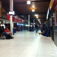Photo taken at Terminal de Buses Collao by Rigo D. on 3/11/2012