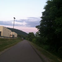 Photo taken at Vestal Rail Trail by Sheryl G. on 6/28/2012