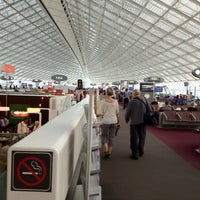 Photo taken at Terminal 2F by Chris A. on 7/28/2012