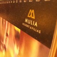 Photo taken at Hotel Mulia Senayan by Tikka A. on 8/24/2012