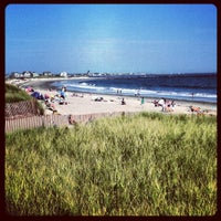 Photo taken at East Matunuck State Beach by Danielle on 8/21/2012