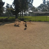 Photo taken at Recreation Park Dog Park by Bianca L. on 2/2/2012